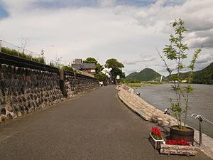 長良川プロムナード